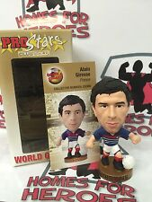 CORINTHIAN PROSTARS FRANCE ALAIN GIRESSE CG306 GOLD BASE SEALED IN WINDOW BOX