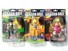 Bandai Dragon Ball Z Shodo NEO World Fun Action Figure (Son Goku Broly Bardock)