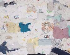 50tlg. ☆Erstaustattung ♡62 68♡UNISEX Babykleidung Paket♡H&M, C&A,... **TOP**