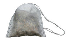 "Jumbo Empty Woven Style Tea Bags  4.72"" x 6.29"" (120 mm x 160 mm) 150 Pack"