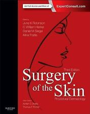 NEW - Surgery of the Skin: Procedural Dermatology, 3e