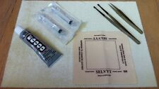 Crystal & Bead KIT ~ Perfect for ANY Rhinestone Project Glue Tweezers Mat Cloth