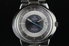 Vintage Omega Geneve Dynamic Automatic Watch Stainless Steel Original Bracelet