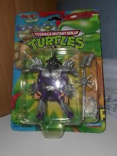 Super Shredder NEU NEW 1992 Turtles Mirage TMNT Movie Star MOC NIP 1988 1991