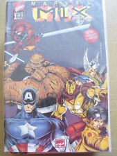 Marvel Mix n°1 1996 Capitan America Iron Man  ed. Marvel Italia   [SP13]