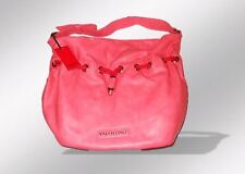 Mario VALENTINO mod.Leslie Coral Faux Leather Chain Large Shoulder Tote Hand Bag
