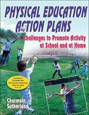 PHYSICAL EDUCATION ACTION PLANS - NEW PAPERBACK BOOK