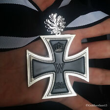 Grand Cross of the Iron Cross + Oak Leaf Military Medal WW1 NEW Repro