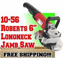 "10-56 Roberts / QEP Longneck Jamb Saw 6"" Undercut saw"