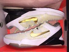 Nike Zoom Kobe 7 System Elite - White (Home) - Size 13