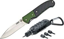 Columbia River Knife & Tool CR6850GC Ignitor/Get-A-Way Driver Folding Knife