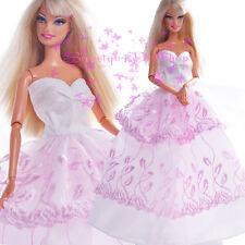 ON Sale Snow White Classic Vintage  EVENING SPLENDOR Dress Grown for Barbie Doll