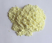 Sulfur - 99.5% Pure - Fine Powder - 1 Pound