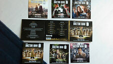 DOCTOR WHO SERIES SEASON 7 LIMITED EDITION of 5,000 CD SOUNDTRACK NEW & SEALED