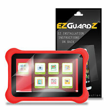 "1X EZguardz Screen Protector Shield HD 1X For Apad for Kids 7"" Tablet (Clear)"