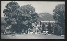 Postcard NORTH CONWAY  NH Forest Glen Inn 1940's
