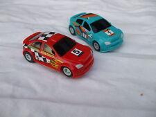 Scalextric Micro Cars x 2 sia poco usato