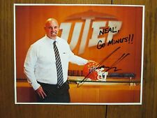 """SEAN  KUGLER (U.T.E.P.  Miners) Signed  8 1/2"""" x 11""""  Color  Glossy  Photo"""