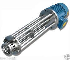 High Shear Mixer 7.5KW Disperser Emulsifier Emulsifying Machine w/ BRH1 I Head s