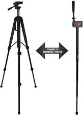 "68"" TRIPOD+70"" MONOPOD FOR CANON REBEL EOS XT XSI  T3 T4 T5 T6 6D FOR ALL CANON"
