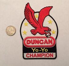 Duncan Yo-Yo Champion Patch