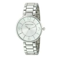 Anne Klein Watch * AK 1789SVSV Stylish Silver Steel for Women COD PayPal MOM17