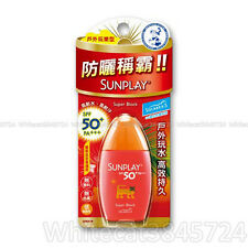 MENTHOLATUM SUNPLAY UV SUPER BLOCK SPF50+ PA+++ SOLAREX-3 SUNSCREEN OUTDOOR