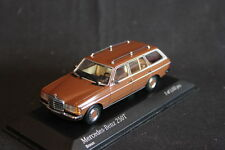 Minichamps Mercedes-Benz 250T 1980 1:43 Brown (JS)