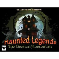 Haunted Legends: The Bronze Horseman -- Collector's Edition (PC, 2012)