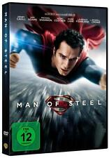 Man of Steel [DVD]  Kevin Costner, Russell Crowe Neu!