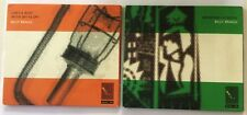 BILLY BRAGG Life's A Riot with Spy Vs + Brewing Up 2-CD sets x2 BONUS EDITIONS