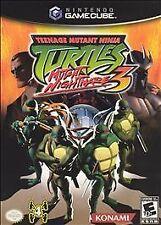 TMNT Teenage Mutant Ninja Turtles 3: Mutant Nightmare  GameCube or Wii