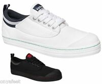 NEW MENS DUNLOP VOLLEY CLASSIC CANVAS AUS CASUAL TEEN YOUTH TENNIS SHOES