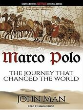 Marco Polo : The Journey That Changed the World by John Man (2015, MP3 CD,...