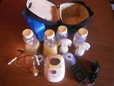 MEDELA FREESTYLE BREAST PUMP- USED  in good condition.( Not include battery)