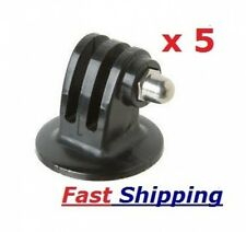 5 X Tripod Mount Adapter for GoPro HD Hero 1 2 3 Sport Camera replaces GTRA30