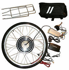 Electric E Bicycle Cycle Bike Conversion Kit 26 Front Wheel 36V 250W Hub Motor