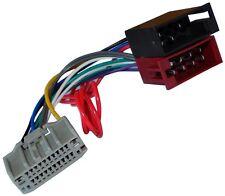 Adaptateur faisceau câble ISO autoradio pour Dodge Nitro Jeep Wrangler Unlimite