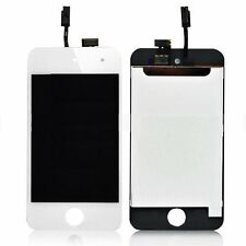 White LCD Touch Screen + LCD Digitizer Assembly Replacement For iPod Touch 4 Gen