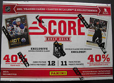 2013-14 Panini Score Hockey Box NHL Hockey sur glace OVP scellé 132Cards per Box