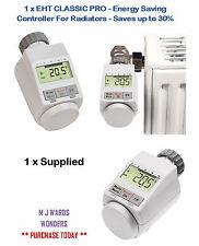 1 X Eht Clásico Pro-Controlador de ahorro de energía para radiadores-ahorra hasta un 30% en