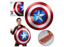Marvel Legends Captain America 75th Anniversary Metal Shield by Hasbro