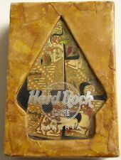 JAKARTA,Hard Rock Cafe Puzzle Pins,6 pieces 6th Anni,NICE