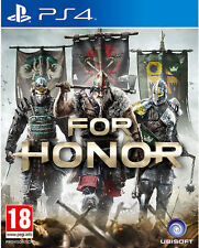 For Honor ENG/RUS (PS4)