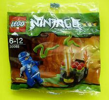 Lego Ninjago 30085 Blu Ninja Jay und a scatto Serpenti Sacchetto plastica