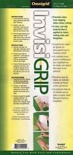 INVISI-GRIP NON-SLIP MATERIAL, By Omnigrid To Apply To Backs of Quilting Rulers