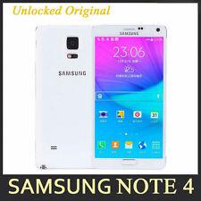 Original SAMSUNG  Galaxy Note IV 4 SM-N910A 4G LTE 32GB (Unlocked) Smartphone