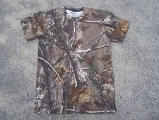 Lot of 3 Russell Outdoor MEN'S Realtree AP Camo T-Shirts XXXL