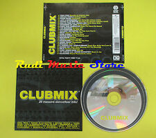 CD CLUBMIX compilation 2002 FROU FROU SMILING PEOPLE RAVEN MAIZE (C3) no mc lp