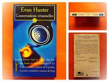 Conversations criminelles. Evan Hunter. Policier Pocket N° 7190